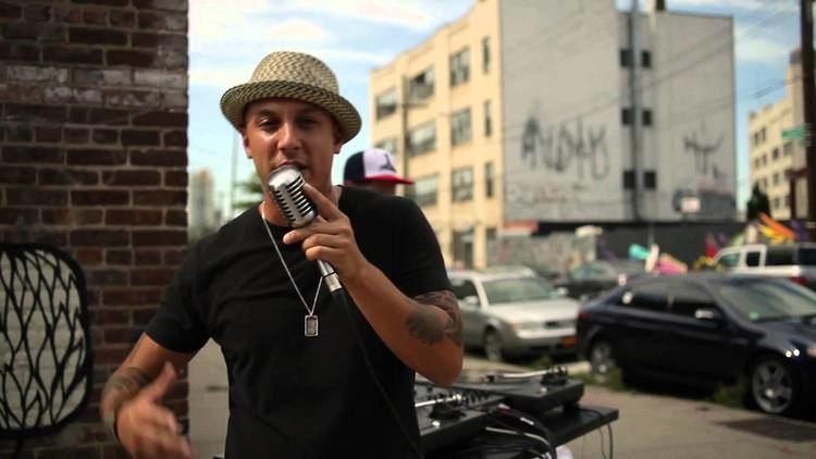 Samian (rapper) Samian Enfant de la terre