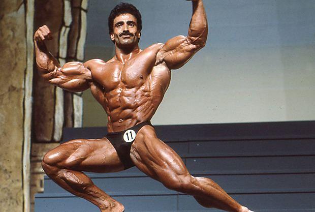 Samir Bannout Golden Era of Bodybuilding Samir Bannout had such a