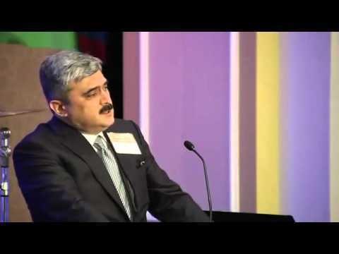 Samir Sharifov US Azerbaijan Convention April 26 2012 Minister of Finance of