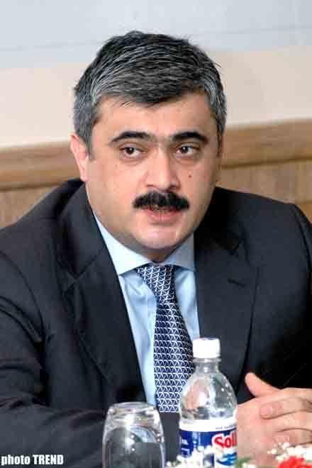 Samir Sharifov Samir Sharifov appointed as a Finance Minister of Azerbaijan