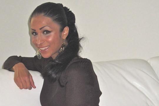 Samira Samii Spielerberaterin quotSoll ich mich etwa als Mann verkleiden
