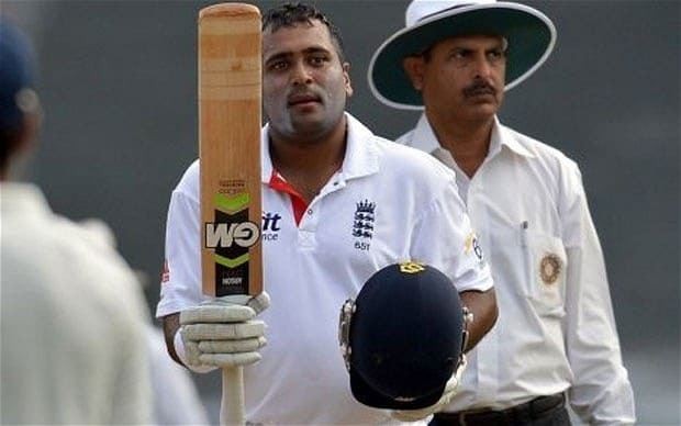 England allrounder Samit Patel stars with timely century against