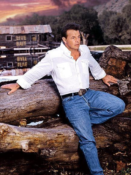 Sammy Kershaw A wonderful country rock band along the same lines as the Eagles