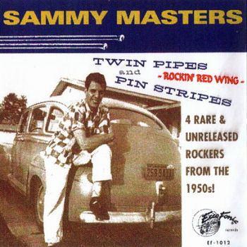 Sammy Masters EccoFonic 45 EF1012 EP RCS Comp Track Listing