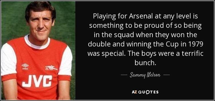 Sammy Nelson QUOTES BY SAMMY NELSON AZ Quotes