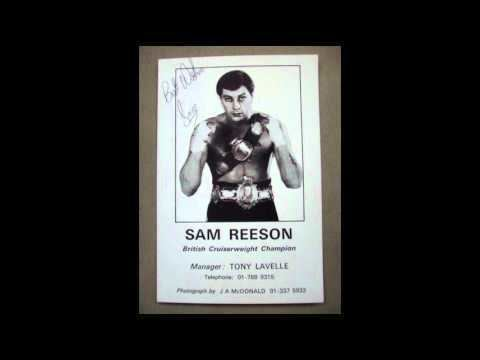 Sammy Reeson Sammy Reeson On Life After Boxing YouTube