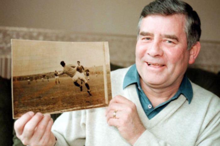 Sammy Reid Obituary Sammy Reid footballer The Scotsman