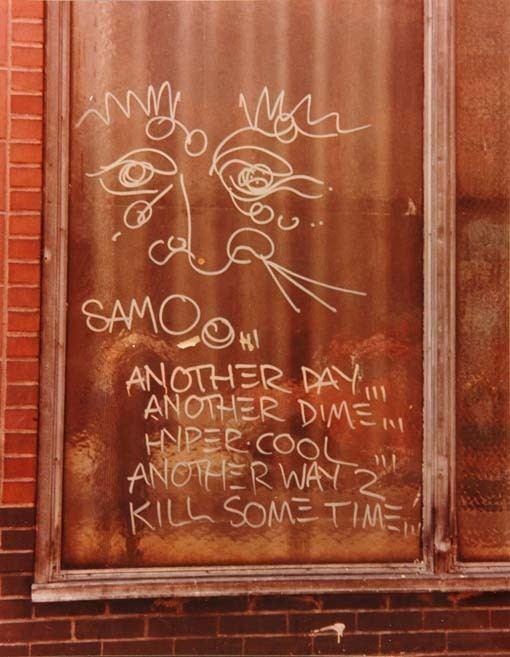 SAMO Untitled Document