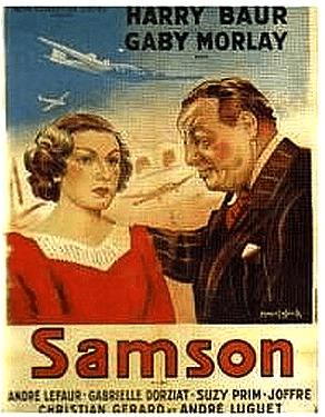 Samson (1936 film) mediasunifranceorgmedias123240127099format