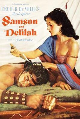 Samson and Delilah (1922 film) Samson and Delilah
