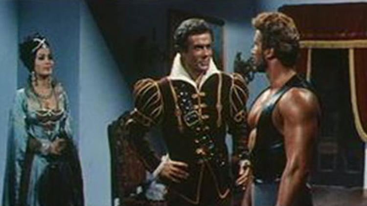 Samson and the Slave Queen Samson and the Slave Queen 1963 MUBI
