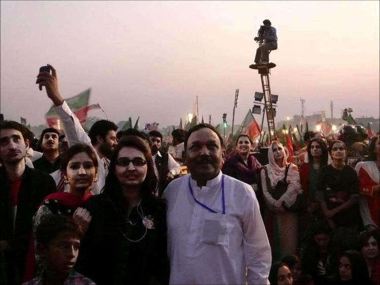 Samson Simon Sharaf Part 2 Brig Samson Simon Sharaf PTI on the growing