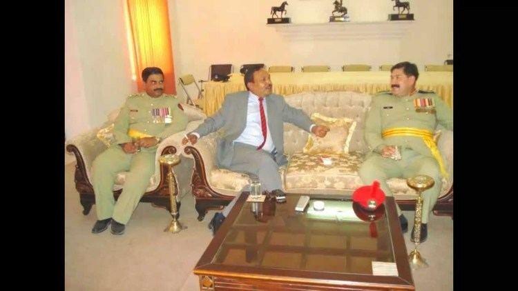Samson Simon Sharaf TRIBUTE to Highly Respected Brigadier General R Samson