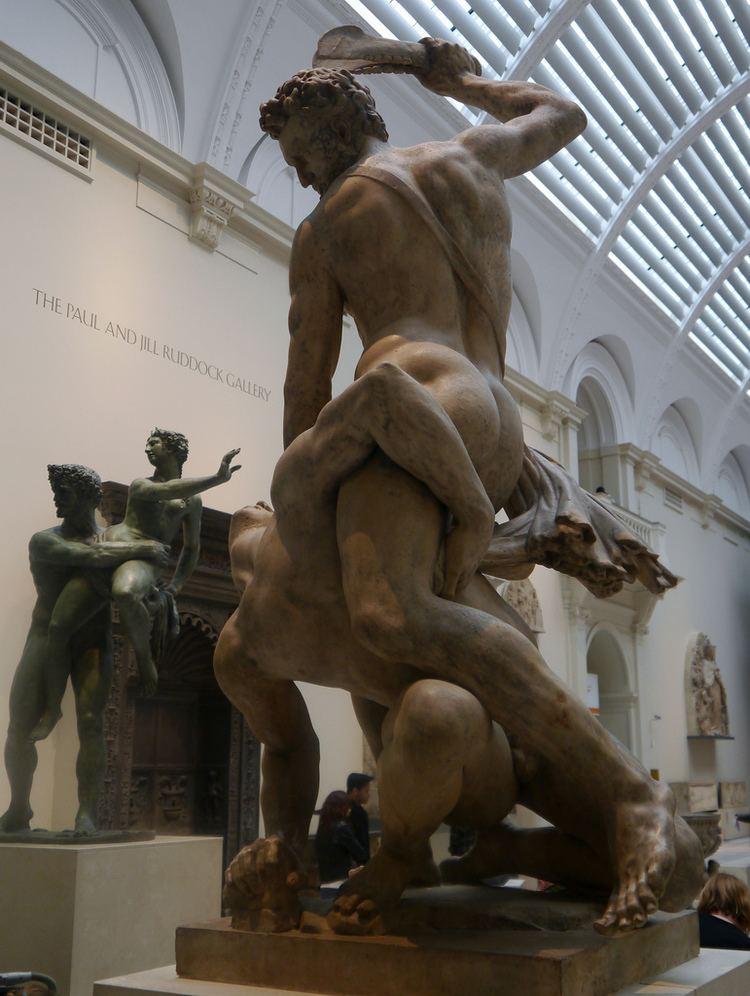 Samson Slaying a Philistine Giambologna Samson Slaying a Philistine 1562 3 Flickr