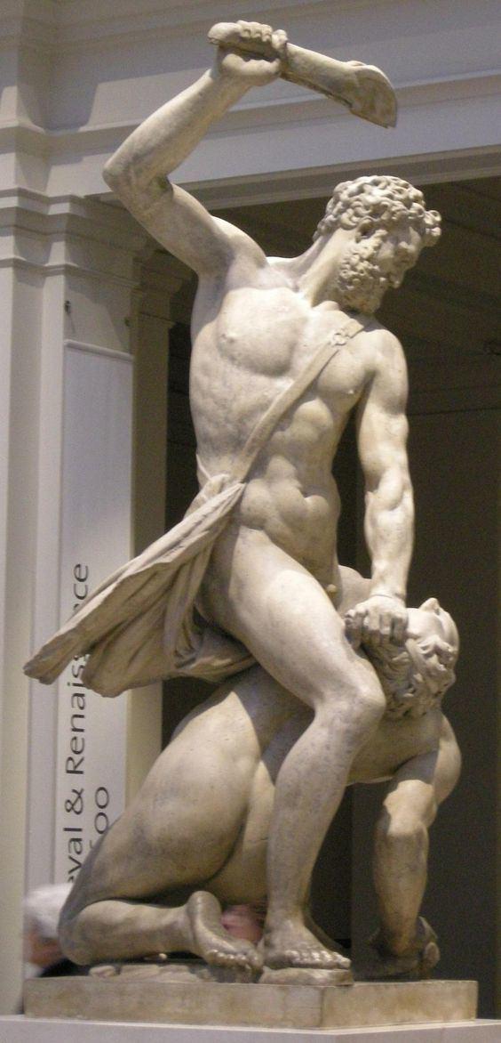 Samson Slaying a Philistine Europe39s History on