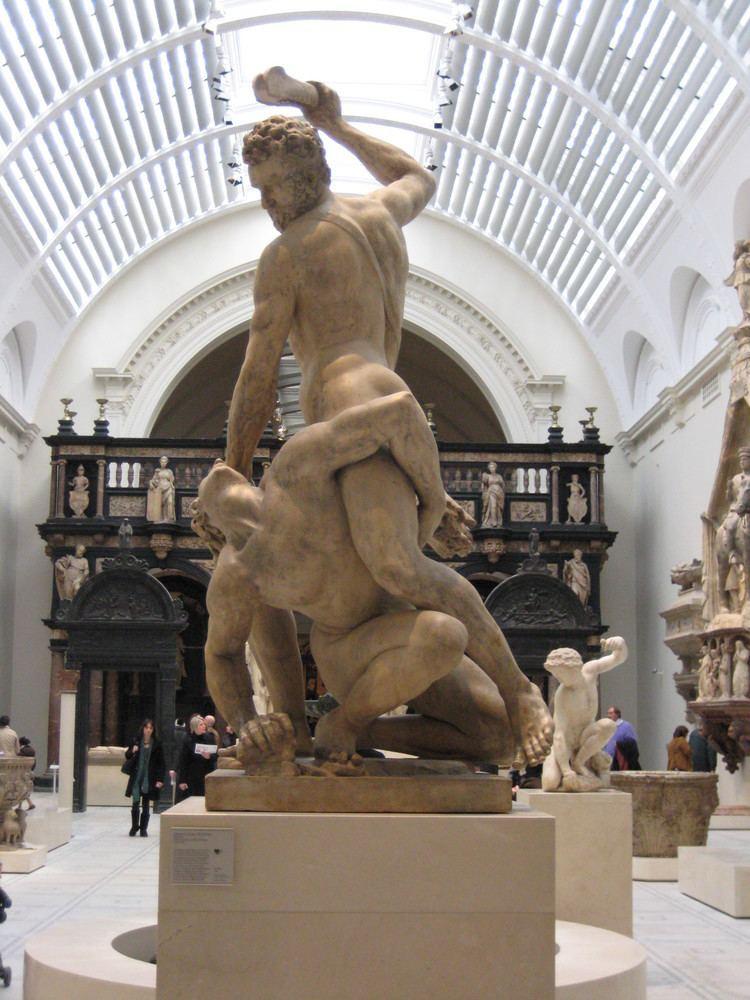 Samson Slaying a Philistine FileBLW Samson Slaying A Philistinejpg Wikimedia Commons