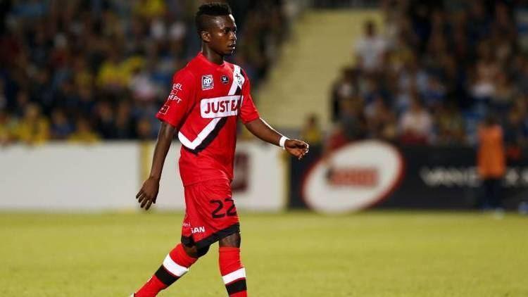 Samuel Asamoah Ghanaian midfielder Samuel Asamoah plays influential role in Leuven