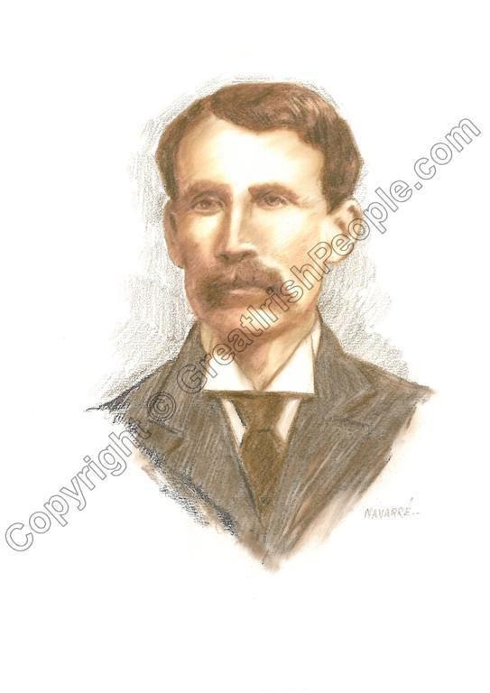 Samuel Jacob Jackson Samuel Jacob Jackson CANADIAN POLITICIAN Great Laois People