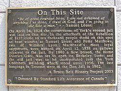 Samuel Lount Samuel Lount Wikipedia the free encyclopedia
