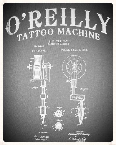 Samuel O'Reilly Samuel O39Reilly tattooer Calavera Tattoo amp Barber Co Best