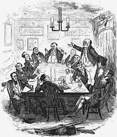 Samuel Pickwick Samuel Pickwick fictional character Britannicacom