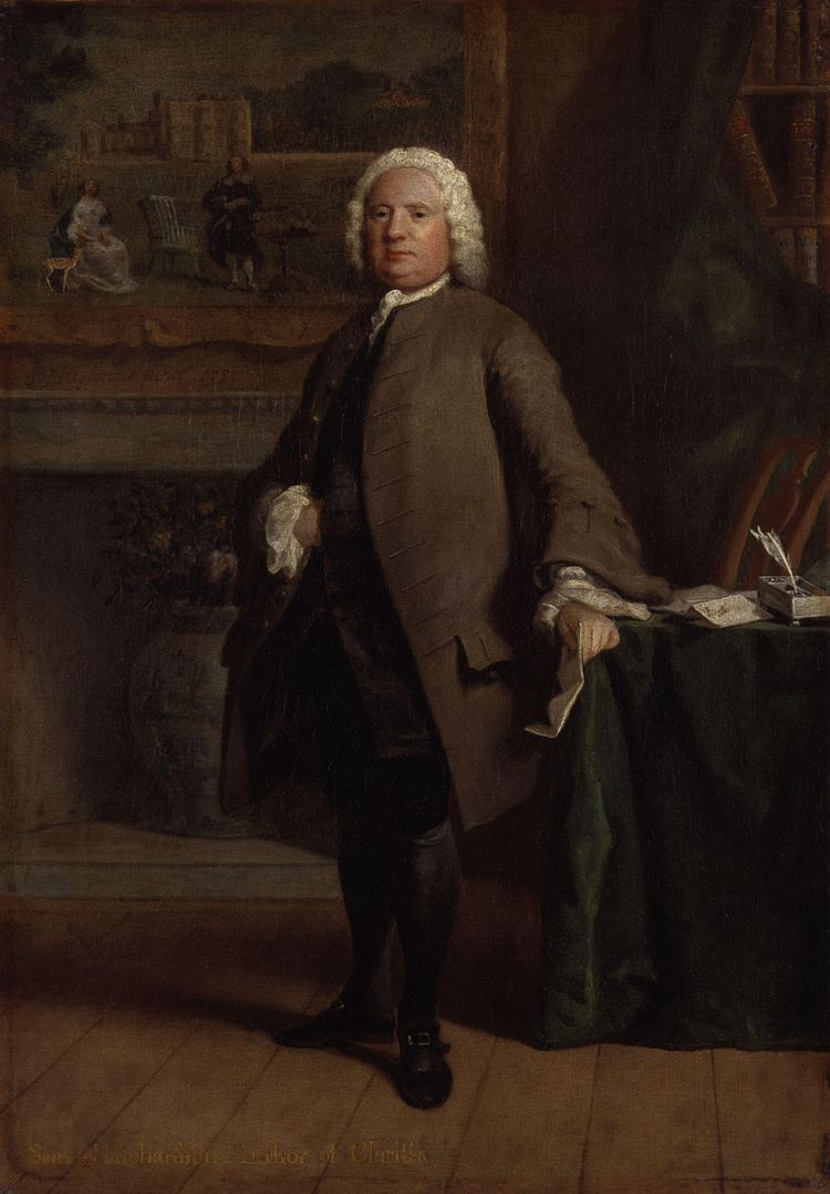 Samuel Richardson Samuel Richardson Wikipedia the free encyclopedia