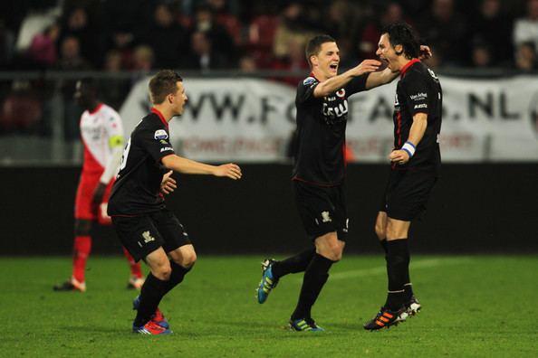 Samuel Scheimann Samuel Scheimann Photos FC Utrecht v SC Excelsior