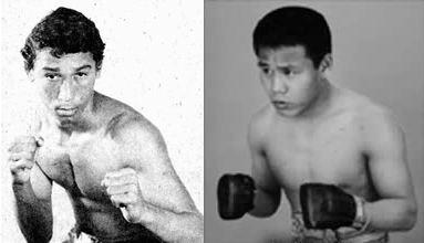 Samuel Serrano Samuel Serrano 36 years after his third WBA title defense World