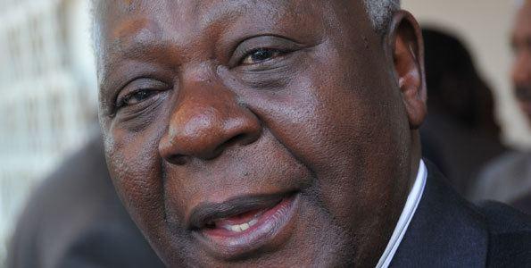 Samuel Sitta Tanzania will invest 142 billion in railway
