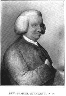 Samuel Stennett bereanbibleheritageorgextraordinaryartworksten