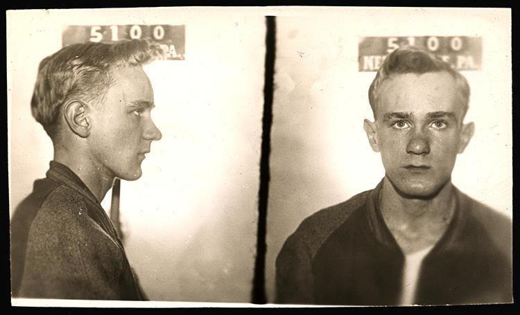 Samuel Webber Samuel Webber Burglary 21 January 1949 Small Town Noir