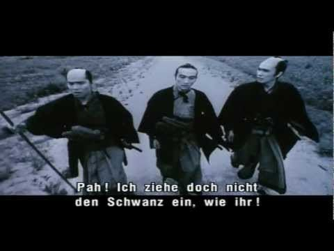 Samurai Fiction Samurai Fiction Trailer 1998 YouTube
