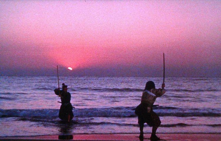 Samurai III: Duel at Ganryu Island THE DANMAN CAN Samurai III Duel At Ganryu Island 1956