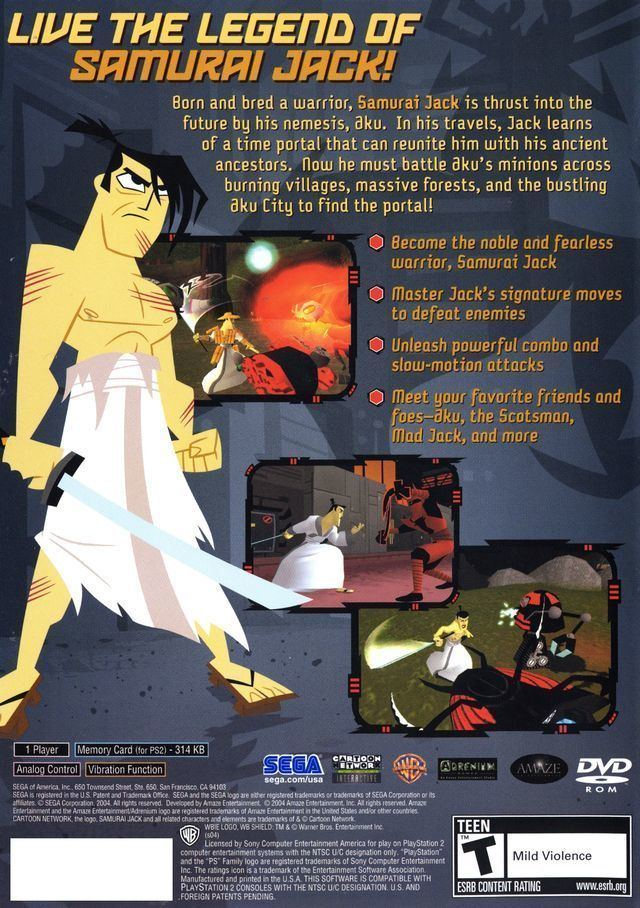 Samurai Jack The Shadow Of Aku Alchetron The Free Social Encyclopedia