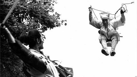Samurai Spy Midnight Eye review Samurai Spy Ibun Sarutobi Sasuke 1965