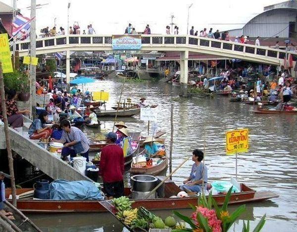 Samut Sakhon Province Tourist places in Samut Sakhon Province