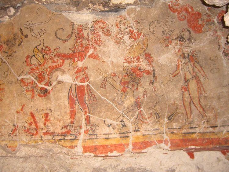 San Bartolo (Maya site) httpssmediacacheak0pinimgcomoriginals42