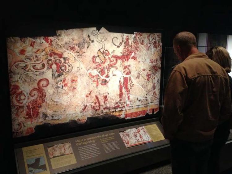 San Bartolo (Maya site) Conservation and Outreach at San Bartolo Guatemala Archaeological