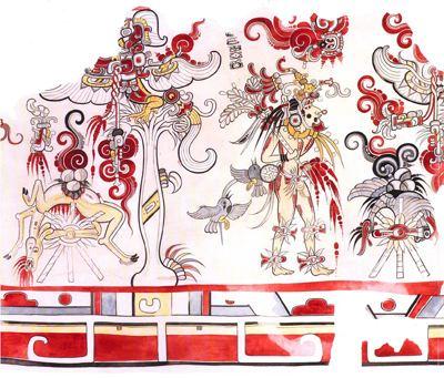 San Bartolo (Maya site) Early Maya 39Sistine Chapel39 World Archaeology