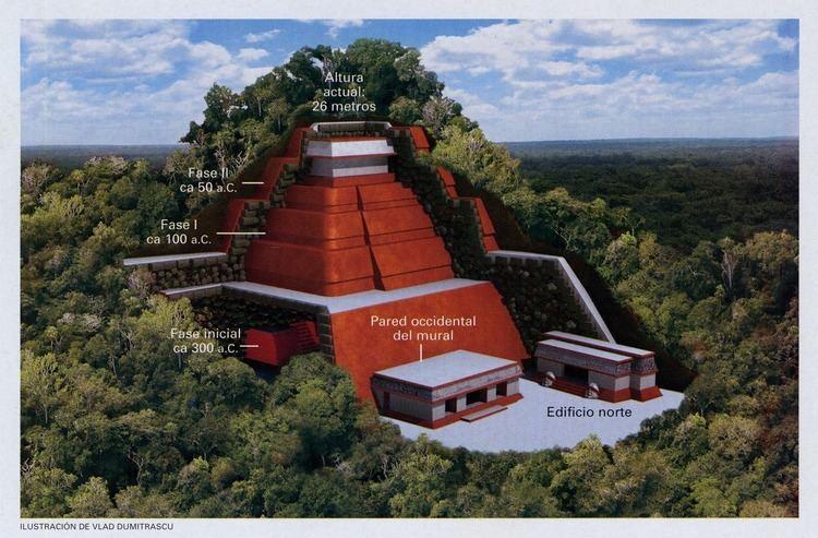 San Bartolo (Maya site) Literatura y Mundo Maya Los Murales de San Bartolo Arte Maya en