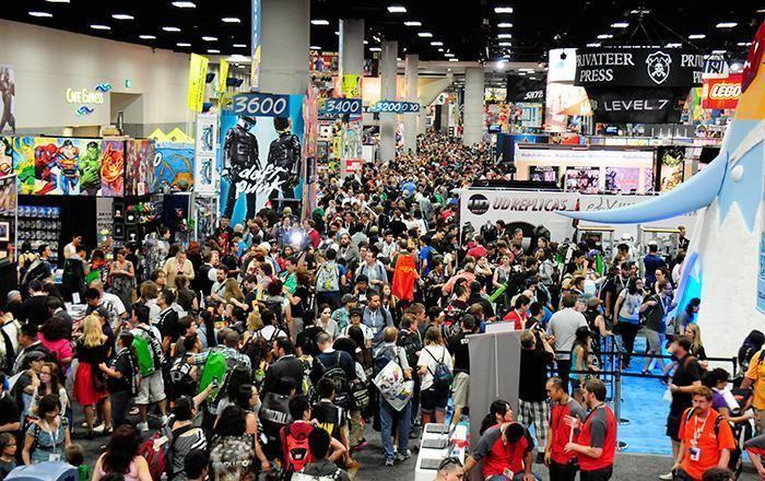 San Diego Comic-Con The History of San Diego Comic Con