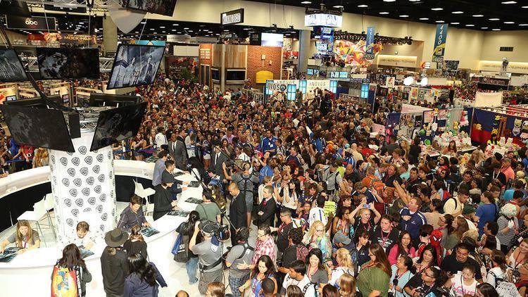 San Diego Comic-Con ComicCon Contract Extended SD Mayor NBC 7 San Diego