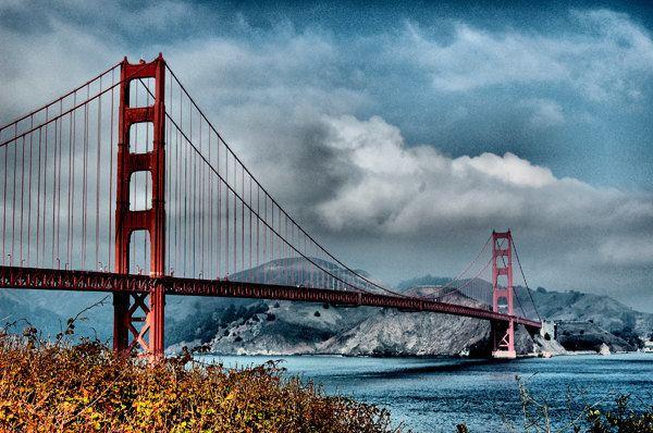 San Francisco Beautiful Landscapes of San Francisco