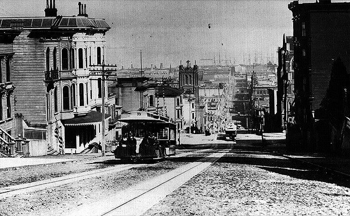 San Francisco in the past, History of San Francisco