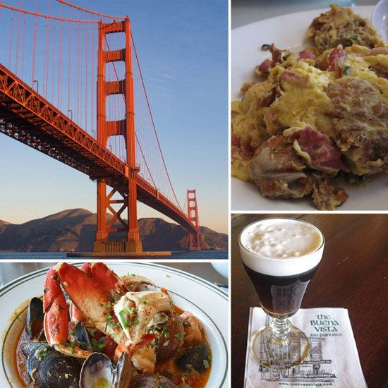 San Francisco Cuisine of San Francisco, Popular Food of San Francisco