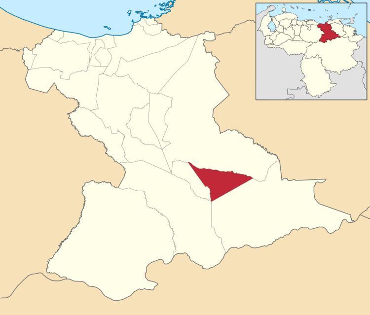 San José de Guanipa Municipality