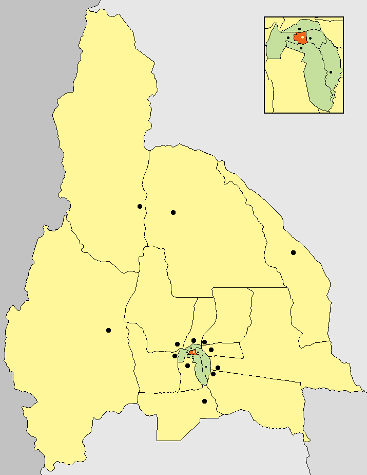 San Juan Province, Argentina in the past, History of San Juan Province, Argentina