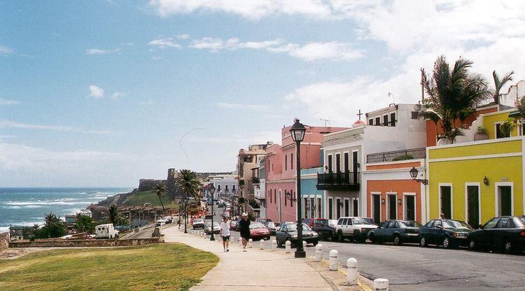 San Juan, Puerto Rico in the past, History of San Juan, Puerto Rico