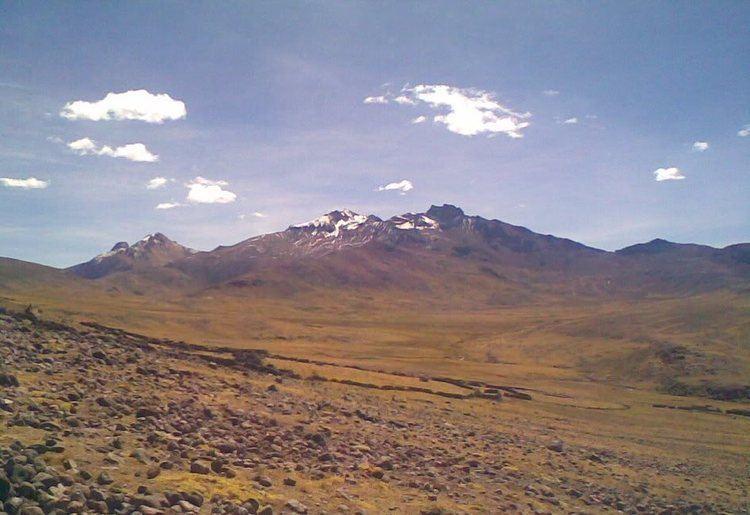 San Pedro de Larcay District