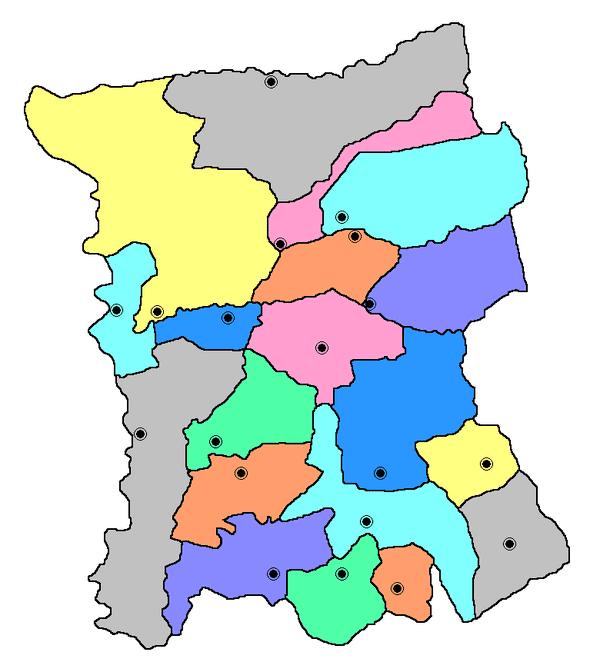 San Pedro de Ycuamandiyu in the past, History of San Pedro de Ycuamandiyu